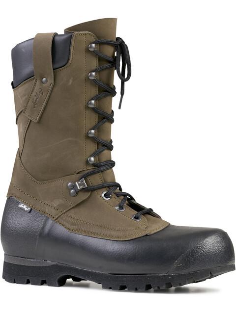 Lundhags Vandra High Boots Men Tea Green Nubuck